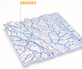 3d view of Khosado