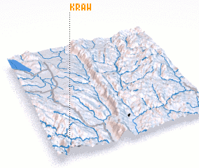 3d view of Kraw
