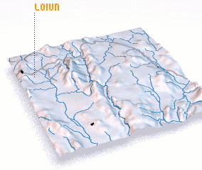 3d view of Loi-un