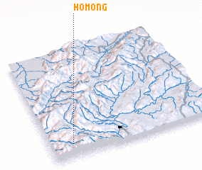 3d view of Ho-möng