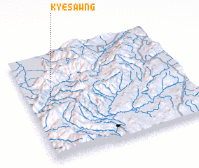 3d view of Kyesawng