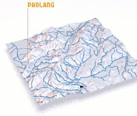 3d view of Paolang