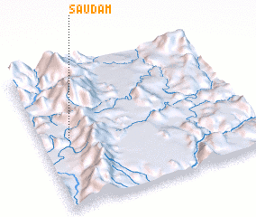 3d view of Saudam
