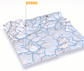 3d view of Hohak