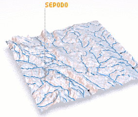 3d view of Sepodo