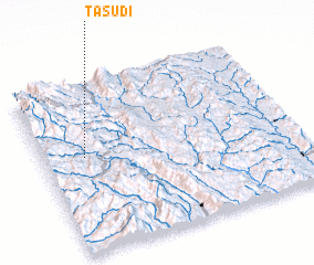 3d view of Tasudi