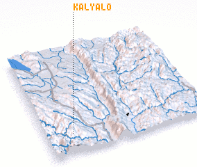 3d view of Ka-lya-lo