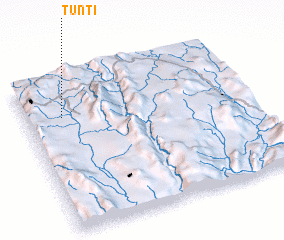 3d view of Tunti