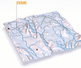 3d view of Sunmi