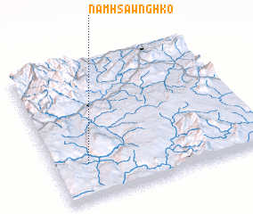 3d view of Namhsawnghko