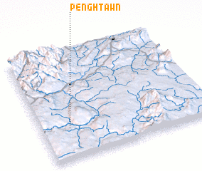 3d view of Penghtawn