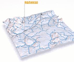 3d view of Mānhkai