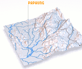 3d view of Papaung
