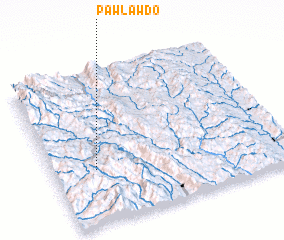 3d view of Pawlawdo