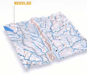 3d view of Hkok-lao