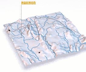 3d view of Makmon