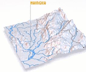 3d view of Maing Ka