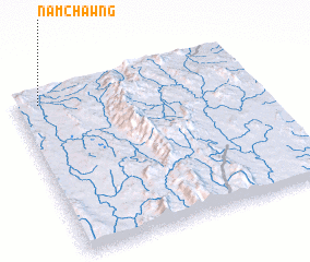 3d view of Namchawng