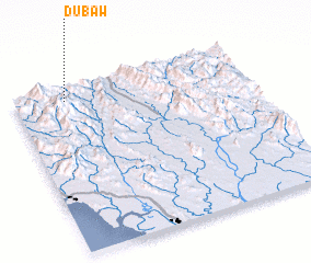 3d view of Dubaw