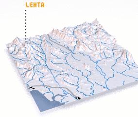 3d view of Lehta