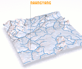 3d view of Nawngyāng