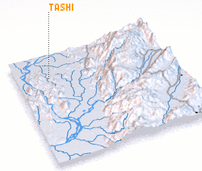 3d view of Ta-shi