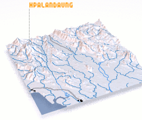 3d view of Hpalandaung