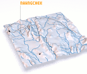 3d view of Nawngchek