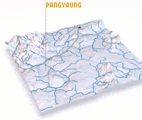 3d view of Pāngyaung