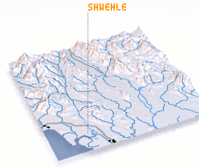 3d view of Shwehle