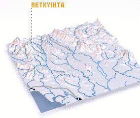 3d view of Metkyihta