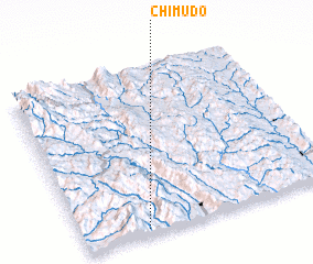 3d view of Chimudo