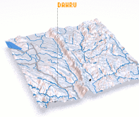 3d view of Dawru