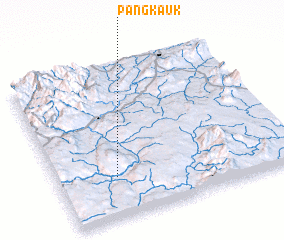 3d view of Pāngkauk