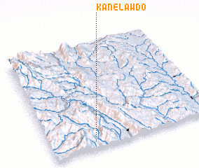 3d view of Kanelawdo