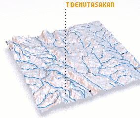 3d view of Tidemuta Sakan