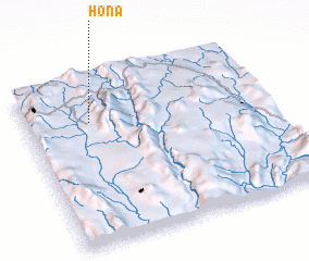 3d view of Ho-na