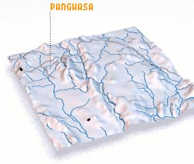 3d view of Pangwa-sa