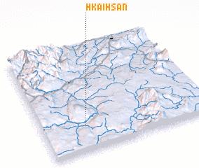3d view of Hkaihsān