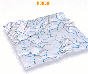 3d view of Köng-ai