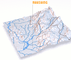 3d view of Mawsaing