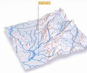 3d view of Mān Ho