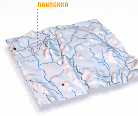 3d view of Nawnghka