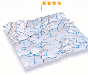 3d view of Köngmöng