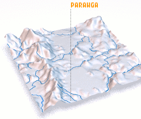 3d view of Paraw Ga