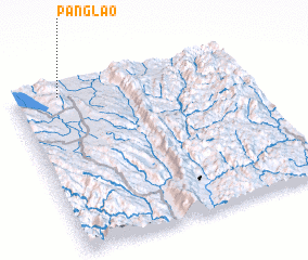 3d view of Pang Lao