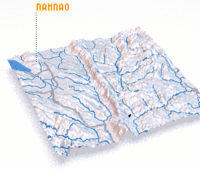 3d view of Namnao