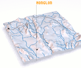 3d view of Monglon