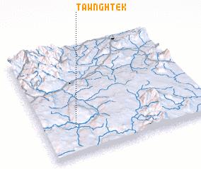 3d view of Tawnghtek