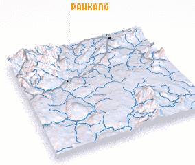 3d view of Pawk-āng